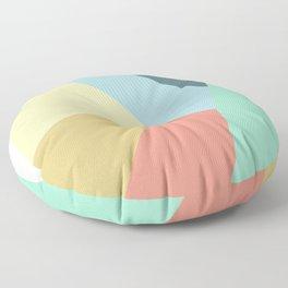 Angles Floor Pillow