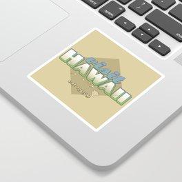 visit hawaii Sticker