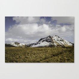 Home // Mountain Canvas Print