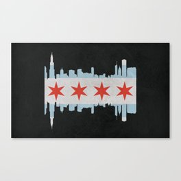 Chicago Pride Canvas Print