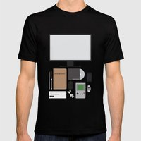 Awesome stuff. MEDIUM Mens Fitted Tee Black