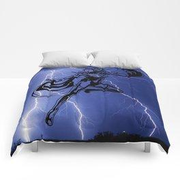 Eye of the Storm Comforters