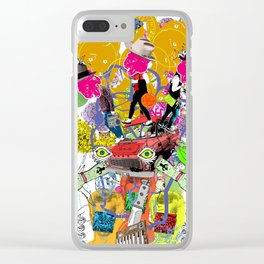 Select Collision Clear iPhone Case