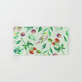 Classic Floral Pattern Hand & Bath Towel