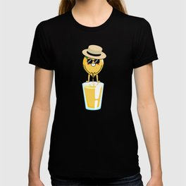 Funny Lemon Summer Gift Outfit T-shirt