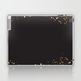 Black and gold #society6 Laptop & iPad Skin