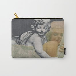 Someone To Watch Over Me - collage  Carry-All Pouch