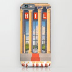Philadelphia Welcomes Pope Francis iPhone 6s Slim Case