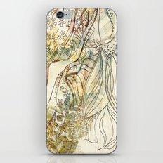sonho dourado iPhone & iPod Skin