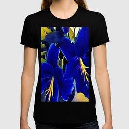 Blue Lilies T-shirt