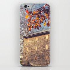 Rock Mill iPhone Skin