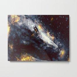 Smolder Metal Print
