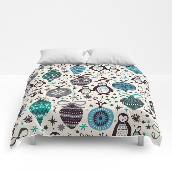 Silver Trinklets  Comforters