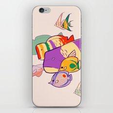 Kuih Ikan iPhone & iPod Skin