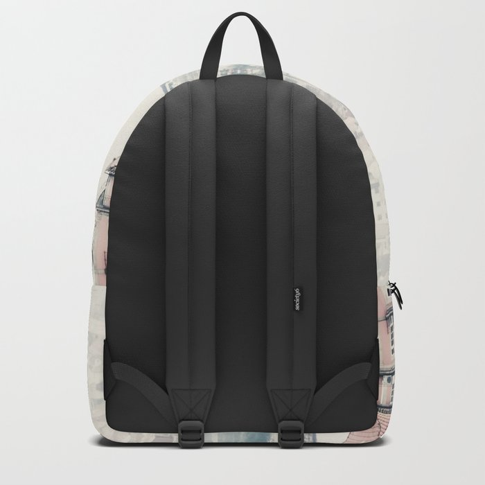 city dreams Backpack