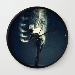 Dancer's soul... Wall Clock
