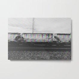 B3NCH Metal Print