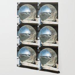 Mirrors discoball Wallpaper