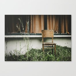 Organic Spirit Canvas Print