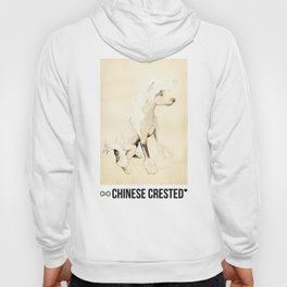 Lucy - Chinese Crested Hoody