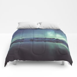 Jokulsarlon Lagoon - Landscape and Nature Photography Comforters