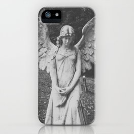 Angel no. 2 iPhone Case