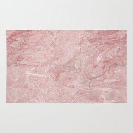 Blush Pink Marble Rug