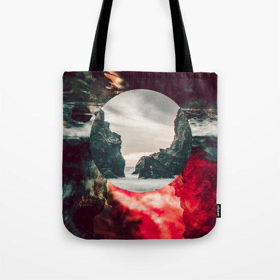 rise I Tote Bag