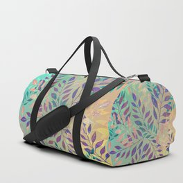 Abstract Leaf Arrangement (Atmospheric) Duffle Bag
