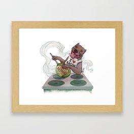 Shorty Framed Art Print