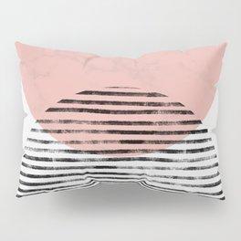 Mid Century art duo Pillow Sham