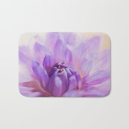 Flower Art - Magic Is Believing In Yourself Bath Mat