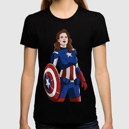 Peggy Cap T-shirt