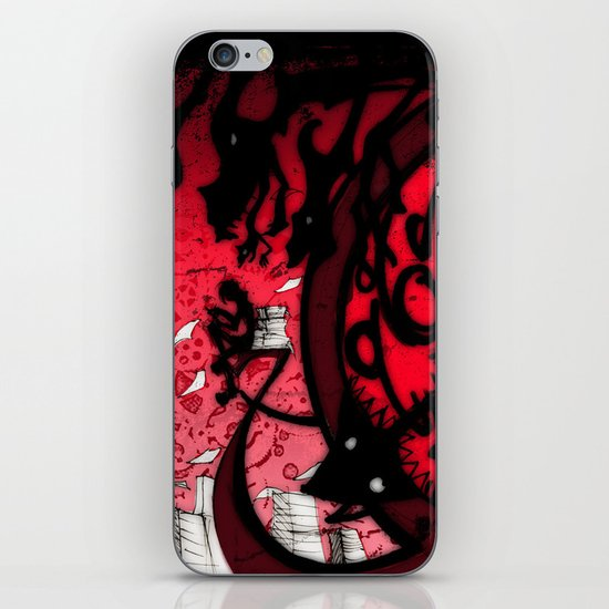 Time is running out... iPhone & iPod Skin
