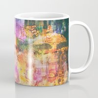 birdman Mugs featuring Birdman by Psychedelic Astronaut