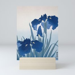 Irises Mini Art Print