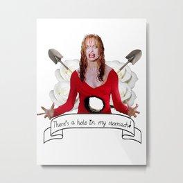 Goldie Hawn (Death Becomes Her) Metal Print