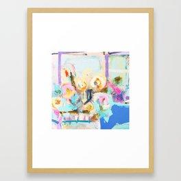 jk Framed Art Print