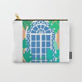 Postmodern Garden Window Carry-All Pouch