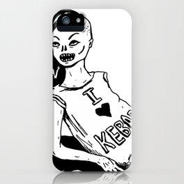 I LOVE KEBAB iPhone Case
