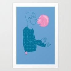 Sugar Free Art Print