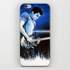 John Mayer Blues iPhone & iPod Skin