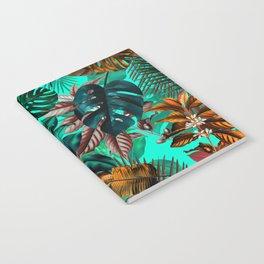 Tropical Garden II Notebook