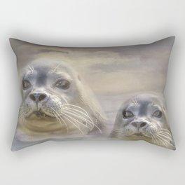 Wet And Wild 2 Rectangular Pillow