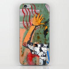 Reach and touch iPhone & iPod Skin