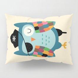 Captain Whooo Pillow Sham