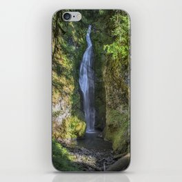Pinard Falls iPhone Skin
