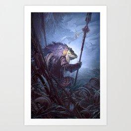 Destroyermen: Rising Storm Art Print