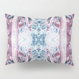90s pastel grunge botanical garden Pillow Sham