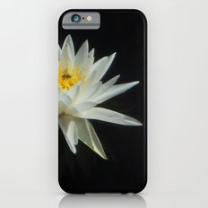 White Water Lily Visitor Slim Case iPhone 6s